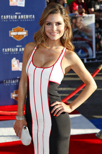 """""""Captain America: The First Avenger"""" Premiere Maria Menounos7-19-2011 / El Capitan Theater / Hollywood CA / Paramount Pictures / Photo by Imeh Akpanudosen - Image 24083_0078"""