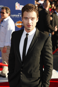 """""""Captain America: The First Avenger"""" Premiere Sebastian Stan7-19-2011 / El Capitan Theater / Hollywood CA / Paramount Pictures / Photo by Imeh Akpanudosen - Image 24083_0086"""