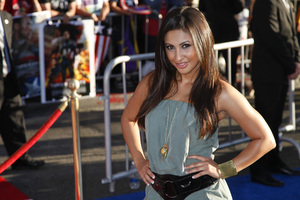 """""""Captain America: The First Avenger"""" Premiere Francia Raisa7-19-2011 / El Capitan Theater / Hollywood CA / Paramount Pictures / Photo by Imeh Akpanudosen - Image 24083_0097"""