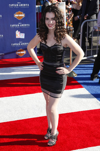 """""""Captain America: The First Avenger"""" Premiere Vanessa Marano7-19-2011 / El Capitan Theater / Hollywood CA / Paramount Pictures / Photo by Imeh Akpanudosen - Image 24083_0139"""