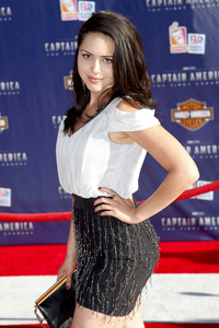 """Captain America: The First Avenger"" Premiere Alyssa Diaz7-19-2011 / El Capitan Theater / Hollywood CA / Paramount Pictures / Photo by Imeh Akpanudosen - Image 24083_0191"