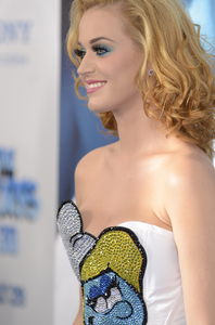 """""""The Smurfs"""" Premiere Katy Perry7-24-2011 / Ziegfeld Theater / New York NY / Columbia Pictures / Photo by Eric Reichbaum - Image 24085_0006"""