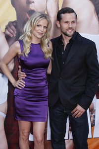 """""""The Change-Up"""" Premiere Mircea Monroe, George Berry8-1-2011 / Village Theater / Westwood CA / Universal Pictures / Photo by Imeh Akpanudosen - Image 24087_0035"""