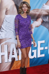 """""""The Change-Up"""" Premiere Dawn Olivieri8-1-2011 / Village Theater / Westwood CA / Universal Pictures / Photo by Imeh Akpanudosen - Image 24087_0075"""