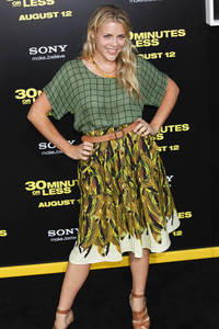 """30 Minutes or Less"" Premiere Busy Philipps8-8-2011 / Grauman"
