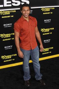 """30 Minutes or Less"" Premiere Corbin Bleu8-8-2011 / Grauman"