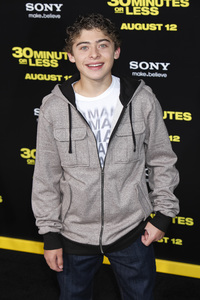 """30 Minutes or Less"" Premiere Ryan Ochoa8-8-2011 / Grauman"