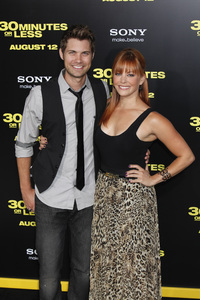 """""""30 Minutes or Less"""" Premiere Drew Seely, Amy Paffrath8-8-2011 / Grauman"""