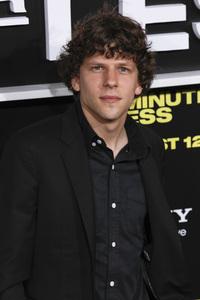 """30 Minutes or Less"" Premiere Jesse Eisenberg8-8-2011 / Grauman"