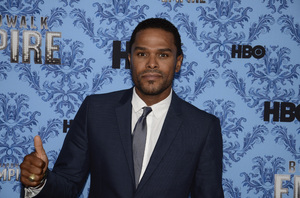 """Boardwalk Empire"" Premiere Maxwell Rivera9-14-2011 / Ziegfeld Theater / New York NY / HBO / Photo by Eric Reichbaum - Image 24095_0108"