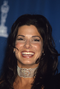 "Sandra Bullock at ""The 68th Annual Academy Awards""1996© 1996 Gary Lewis - Image 24098_0001"