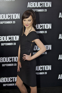 """""""Abduction"""" PremiereAshley Rickards8-15-2011 / Grauman's Chinese Theater / Los Angeles / Lionsgate / Photo by Kristin Kirgan - Image 24099_0106"""