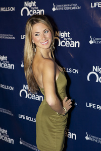 """""""8th Annual Nigh by the Ocean Gala"""" Tenley Molzahn9-15-2011 / Ritz-Carlton / Marina Del Rey / Life Rolls On Foundation / Photo by Kristin Kirgan - Image 24115_0061"""