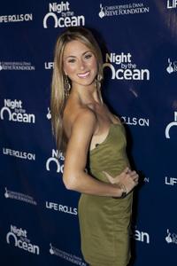 """""""8th Annual Nigh by the Ocean Gala"""" Tenley Molzahn9-15-2011 / Ritz-Carlton / Marina Del Rey / Life Rolls On Foundation / Photo by Kristin Kirgan - Image 24115_0062"""