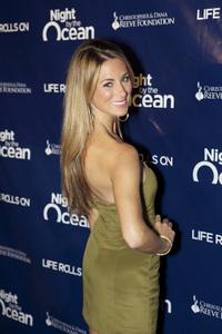 """""""8th Annual Nigh by the Ocean Gala"""" Tenley Molzahn9-15-2011 / Ritz-Carlton / Marina Del Rey / Life Rolls On Foundation / Photo by Kristin Kirgan - Image 24115_0063"""