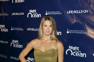 """""""8th Annual Nigh by the Ocean Gala"""" Tenley Molzahn9-15-2011 / Ritz-Carlton / Marina Del Rey / Life Rolls On Foundation / Photo by Kristin Kirgan - Image 24115_0067"""