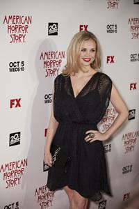 """American Horror Story"" Premiere Fiona Gubelmann9-3-2011 / Cinerama Dome / Hollywood CA / FX / Photo by Benny Haddad - Image 24116_0004"