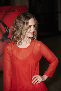 """American Horror Story"" PremiereSarah Paulson 9-3-2011 / Cinerama Dome / Hollywood CA / FX / Photo by Benny Haddad - Image 24116_0091"