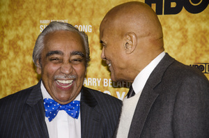 """""""Sing Your Song"""" Premiere Charles Rangel, Harry Belafonte10-6-2011 / Apollo Theater / New York NY / HBO / Photo by Eric Reichbaum - Image 24117_0088"""