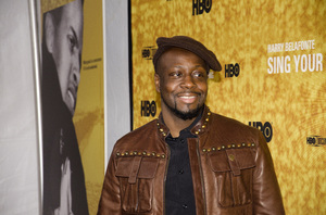 """Sing Your Song"" Premiere Wyclef Jean10-6-2011 / Apollo Theater / New York NY / HBO / Photo by Eric Reichbaum - Image 24117_0147"
