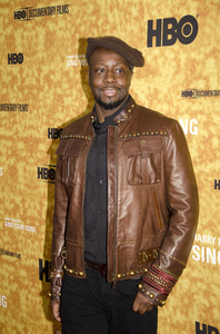 """""""Sing Your Song"""" Premiere Wyclef Jean10-6-2011 / Apollo Theater / New York NY / HBO / Photo by Eric Reichbaum - Image 24117_0149"""