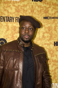 """Sing Your Song"" Premiere Wyclef Jean10-6-2011 / Apollo Theater / New York NY / HBO / Photo by Eric Reichbaum - Image 24117_0151"