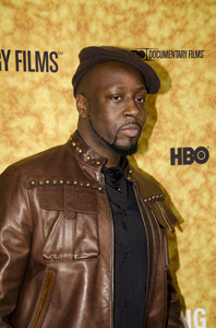 """Sing Your Song"" Premiere Wyclef Jean10-6-2011 / Apollo Theater / New York NY / HBO / Photo by Eric Reichbaum - Image 24117_0152"