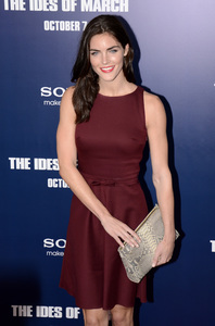 """""""The Ides of March"""" Premiere Hilary Rhoda10-5-2011 / Ziegfeld Theater / New York NY / Sony Pictures / Photo by Eric Reichbaum - Image 24118_0021"""