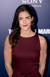 """The Ides of March"" Premiere Hilary Rhoda10-5-2011 / Ziegfeld Theater / New York NY / Sony Pictures / Photo by Eric Reichbaum - Image 24118_0023"