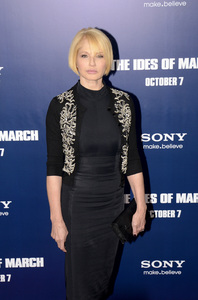 """The Ides of March"" Premiere Ellen Barkin10-5-2011 / Ziegfeld Theater / New York NY / Sony Pictures / Photo by Eric Reichbaum - Image 24118_0035"