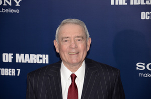 """""""The Ides of March"""" Premiere Dan Rather10-5-2011 / Ziegfeld Theater / New York NY / Sony Pictures / Photo by Eric Reichbaum - Image 24118_0038"""