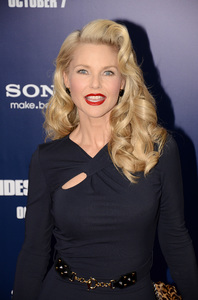 """""""The Ides of March"""" Premiere Christie Brinkley10-5-2011 / Ziegfeld Theater / New York NY / Sony Pictures / Photo by Eric Reichbaum - Image 24118_0065"""