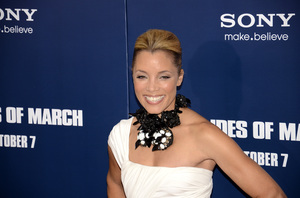 """The Ides of March"" Premiere Michael Michele10-5-2011 / Ziegfeld Theater / New York NY / Sony Pictures / Photo by Eric Reichbaum - Image 24118_0077"