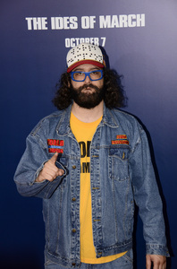 """The Ides of March"" Premiere Judah Friedlander10-5-2011 / Ziegfeld Theater / New York NY / Sony Pictures / Photo by Eric Reichbaum - Image 24118_0108"