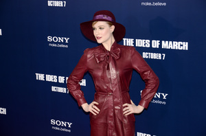 """""""The Ides of March"""" Premiere Evan Rachel Wood10-5-2011 / Ziegfeld Theater / New York NY / Sony Pictures / Photo by Eric Reichbaum - Image 24118_0125"""