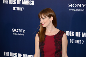 """The Ides of March"" Premiere Judy Greer10-5-2011 / Ziegfeld Theater / New York NY / Sony Pictures / Photo by Eric Reichbaum - Image 24118_0197"