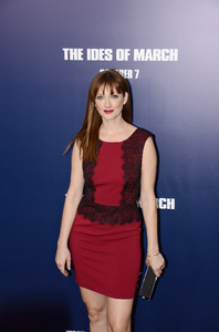 """The Ides of March"" Premiere Judy Greer10-5-2011 / Ziegfeld Theater / New York NY / Sony Pictures / Photo by Eric Reichbaum - Image 24118_0203"