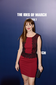 """""""The Ides of March"""" Premiere Judy Greer10-5-2011 / Ziegfeld Theater / New York NY / Sony Pictures / Photo by Eric Reichbaum - Image 24118_0204"""
