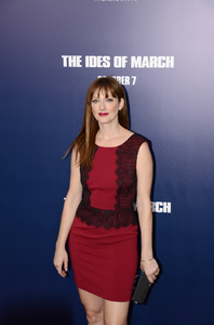 """The Ides of March"" Premiere Judy Greer10-5-2011 / Ziegfeld Theater / New York NY / Sony Pictures / Photo by Eric Reichbaum - Image 24118_0205"