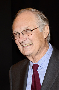 """Tower Heist"" PremiereAlan Alda10-24-2011 / Ziegfeld Theater / New York NY / Universal Studios / Photo by Eric Reichbaum - Image 24125_009"