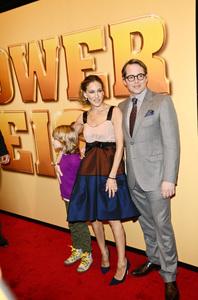 """Tower Heist"" PremiereJames Wilke Broderick, Sarah Jessica Parker, Matthew Broderick10-24-2011 / Ziegfeld Theater / New York NY / Universal Studios / Photo by Eric Reichbaum - Image 24125_091"