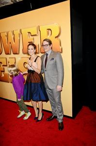 """Tower Heist"" PremiereJames Wilke Broderick, Sarah Jessica Parker, Matthew Broderick10-24-2011 / Ziegfeld Theater / New York NY / Universal Studios / Photo by Eric Reichbaum - Image 24125_093"