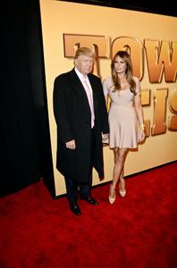 """""""Tower Heist"""" PremiereDonald Trump, Melania Trump10-24-2011 / Ziegfeld Theater / New York NY / Universal Studios / Photo by Eric Reichbaum - Image 24125_119"""