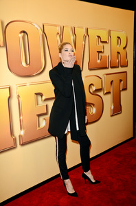 """Tower Heist"" PremiereDoutzen Kroes10-24-2011 / Ziegfeld Theater / New York NY / Universal Studios / Photo by Eric Reichbaum - Image 24125_130"