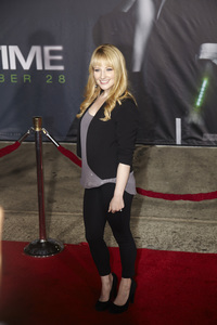 """In Time"" Premiere Melissa Rauch10-20-2011 / Regency Village Theater / Westwood CA / Regency Pictures / Photo by Kevin Kozicki - Image 24126_0057"