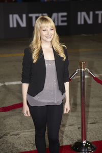 """In Time"" Premiere Melissa Rauch10-20-2011 / Regency Village Theater / Westwood CA / Regency Pictures / Photo by Kevin Kozicki - Image 24126_0065"