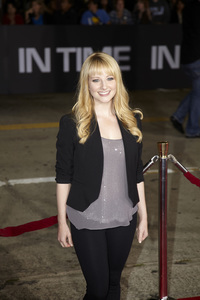 """""""In Time"""" Premiere Melissa Rauch10-20-2011 / Regency Village Theater / Westwood CA / Regency Pictures / Photo by Kevin Kozicki - Image 24126_0067"""