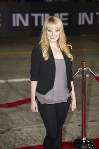 """""""In Time"""" Premiere Melissa Rauch10-20-2011 / Regency Village Theater / Westwood CA / Regency Pictures / Photo by Kevin Kozicki - Image 24126_0069"""