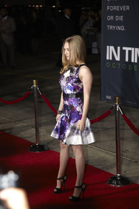 """In Time"" Premiere Amanda Seyfried10-20-2011 / Regency Village Theater / Westwood CA / Regency Pictures / Photo by Kevin Kozicki - Image 24126_0177"
