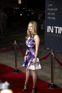 """In Time"" Premiere Amanda Seyfried10-20-2011 / Regency Village Theater / Westwood CA / Regency Pictures / Photo by Kevin Kozicki - Image 24126_0179"